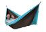 La Siesta Colibri Doppel-Reisehängematte turquoise
